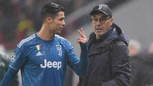 Sarri Explains Ronaldo's anger