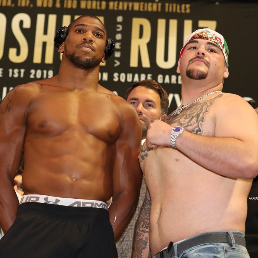 Anthony Joshua Vs Andy Ruiz 2: Time & Venue [Everything You Should Know]