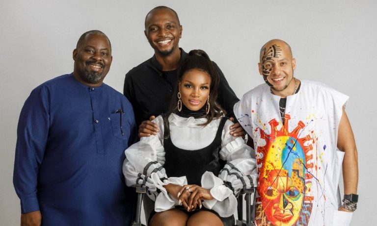 Breaking News and Latest updates on Seyi Shay DJ Sose Obi Asika and IK Ftd 768x461 1