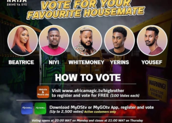 PREDICT AND WIN! Which Housemates Will be Evicted on Sunday